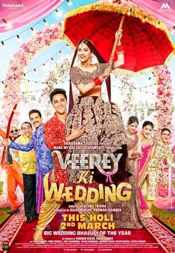 Veerey Ki Wedding 2018 Hindi Movie Download