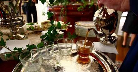 Tea Time - Recipes, Etiquette and a little history of this tradition