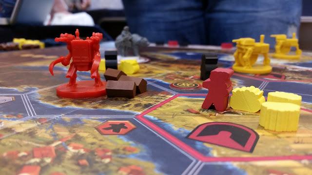 scythe board game mechs