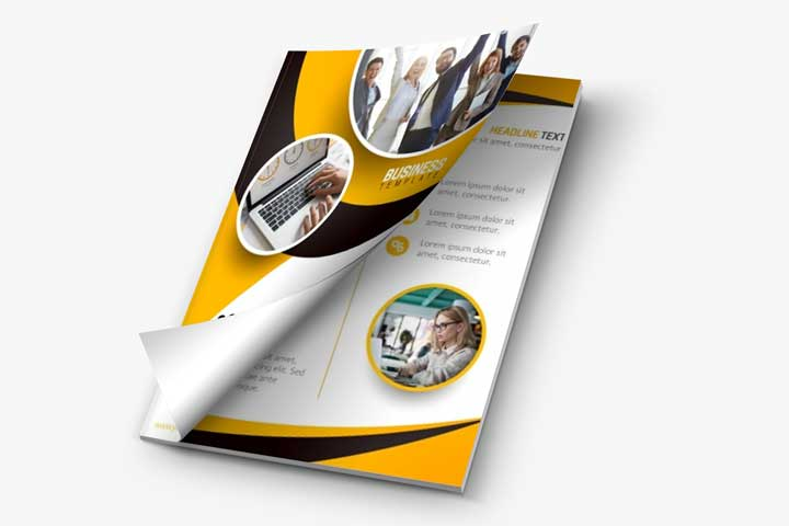 Layanan Cetak Company profile di Tasikmalaya