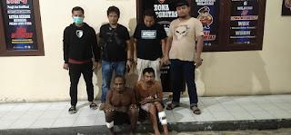 Lima Pelaku Penculikan Dua Diantaranya Sudah Dilumpuhkan Dengan Timah Panas Oleh Resmob Polres Luwu Utara
