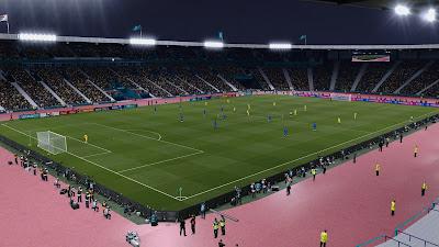 PES 2020 Stadium Hampden Park EURO 2020 version