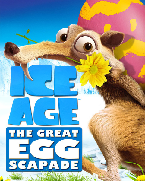 Ice Age: The Great Egg-Scapade Dublado