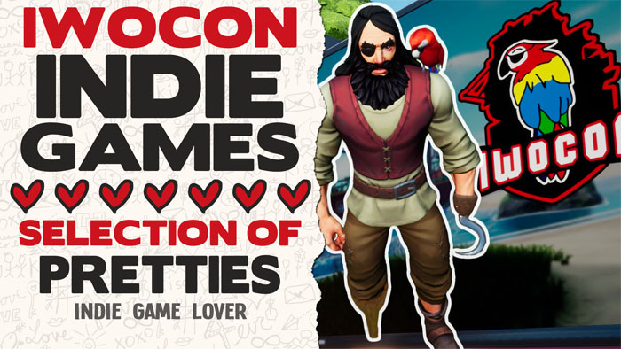 IWOCon Indie Games ❤ IWOCon 2021 | Highlights