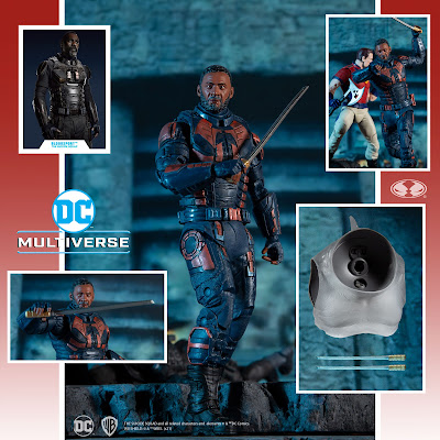 The Suicide Squad DC Multiverse Action Figure Series by McFarlane Toys