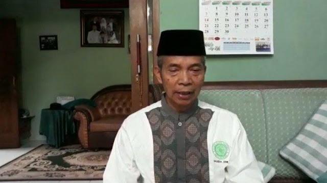 Kiai Saifuddin Zuhri, Tokoh NU Salatiga Wafat Saat Mengimami Solat Jum'at
