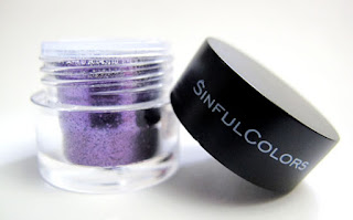 Sinful Colors Nail Glitter