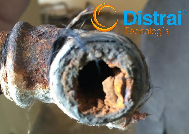Reparación de tuberías con poco caudal en Sevilla