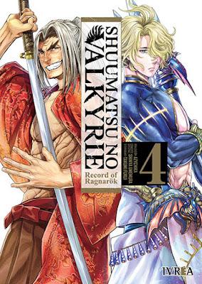 Review de Shuumatsu no Valkyrie vols 3 y 4