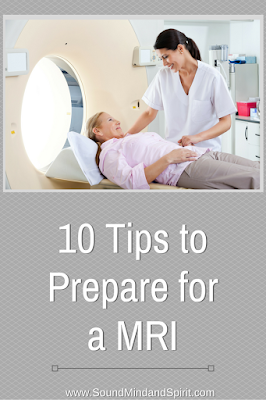 10 Tips to Prepare for an MRI