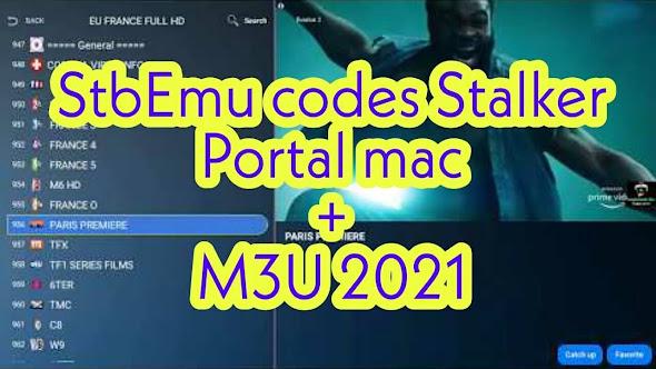 stbemu codes stalker portal mac  2021