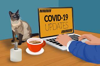 twitter updates covid-19