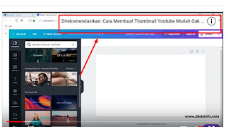 Beri Annotation pada setiap video