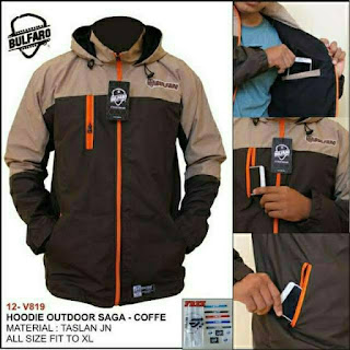 Jaket Outdoor New Bulfaro Saga Coffee