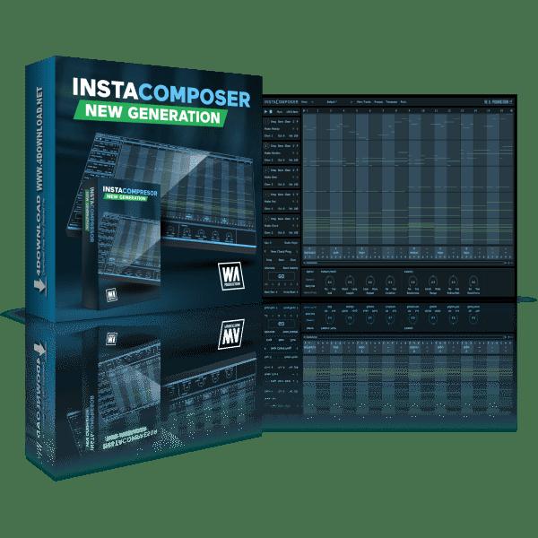 WA Production InstaComposer v1.0.0 Full version