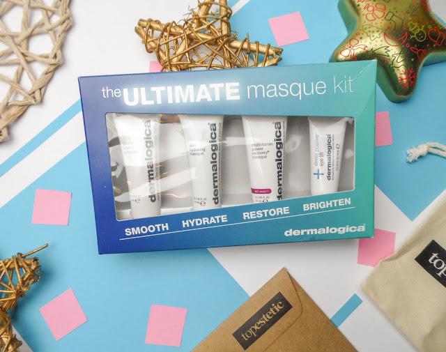 Zestaw maseczek Dermalogica Ultimate Masque Kit - topestetic.pl