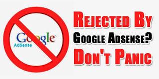 Mengatasi Penolakan Google Adsense Karena Masalah Navigasi  pada Blog