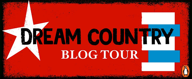 Shannon Gibeney, Dream Country, Blog Tour , InToriLex
