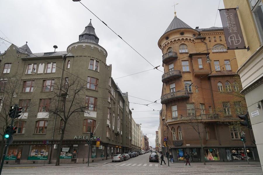 Bulevardi通り