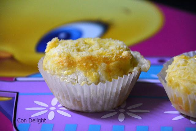 מאפה מלוואח אפוי Baked malawach pastry