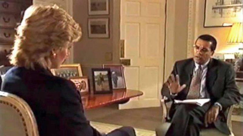 Informe revela engaño de periodista de la BBC a princesa Diana para conseguir famosa entrevista