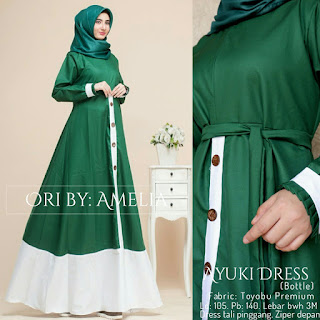 reseller amelia hijab