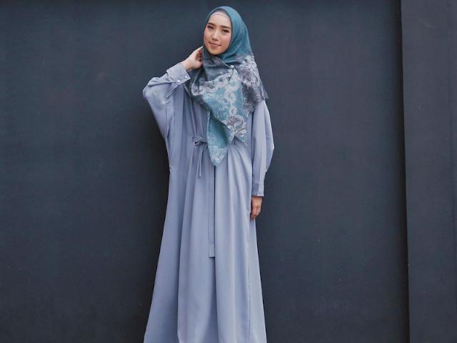Increasingly Charming with Quad Hijab Motifs
