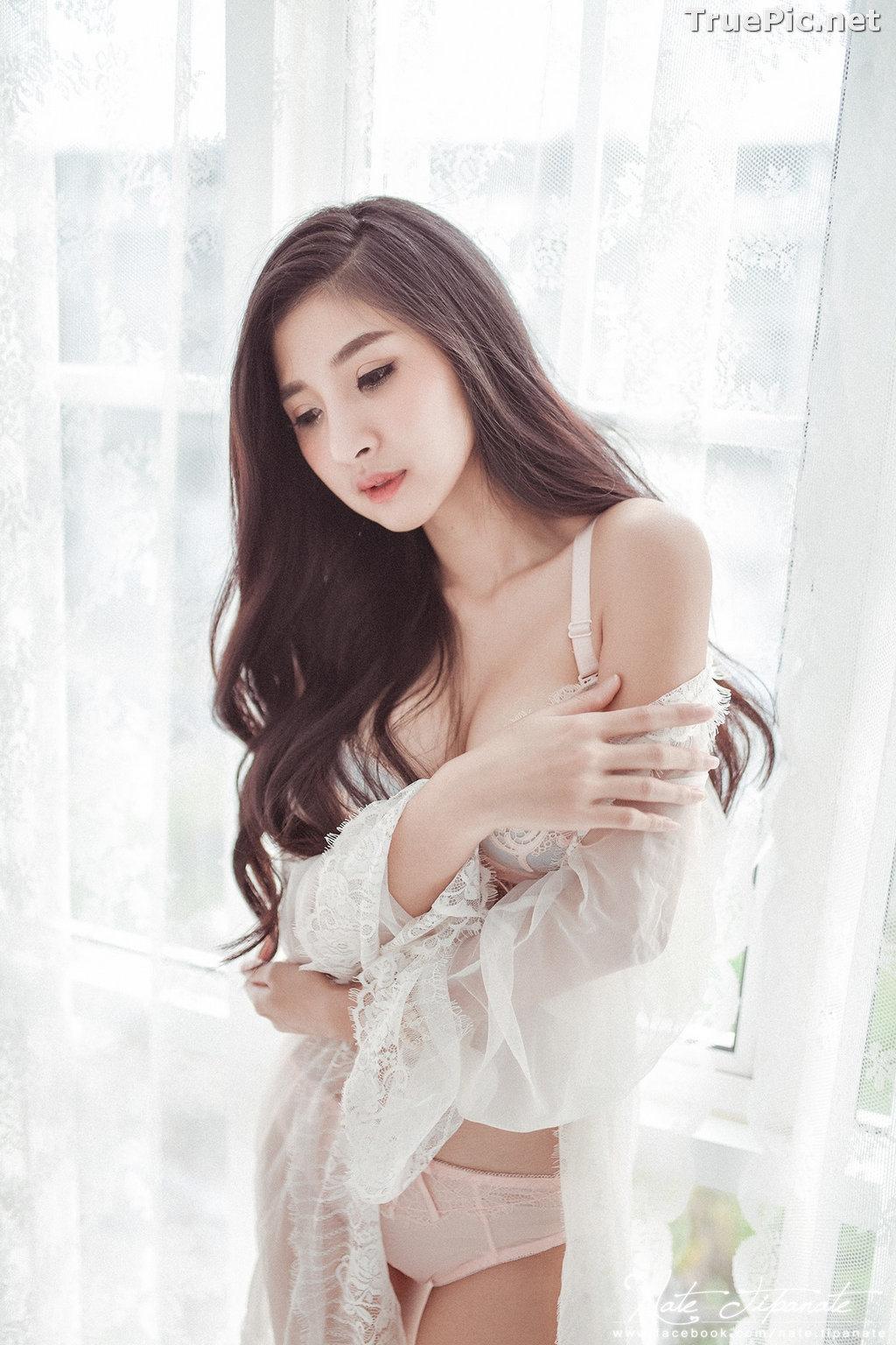 Image Thailand Model - Pattamaporn Keawkum - Sexy Sleepwear and Lingerie - TruePic.net - Picture-9