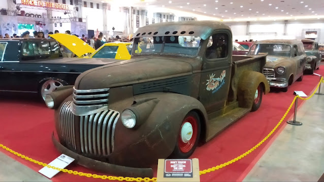 Chevrolet AK pickup custom Chevy Jambrong