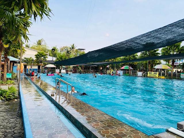 Lokasi Cluring Waterpark