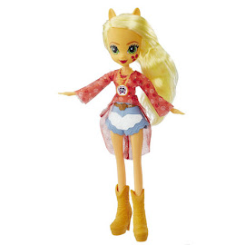 My Little Pony Equestria Girls Legend of Everfree Boho Applejack Doll