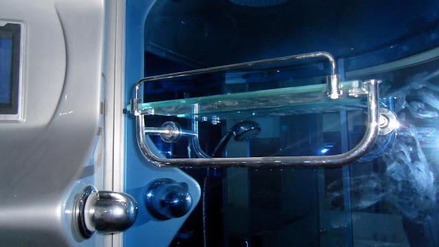 Super Luxurious Steam Shower Room YLM-210 - teetotal - jacuzzi-bathtub.com