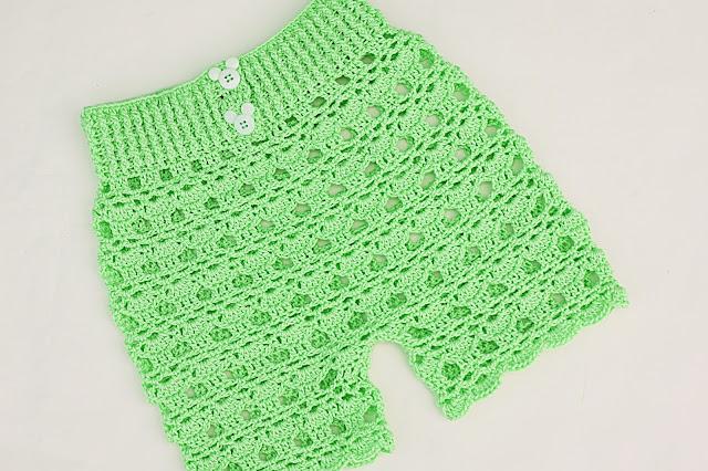 4 - Crochet Imagenes Pantalon en conjunto con camisa a crochet y ganchillo por Majovel Crochet