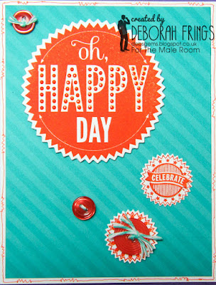Oh Happy Day - photo by Deborah Frings - Deborah's Gems