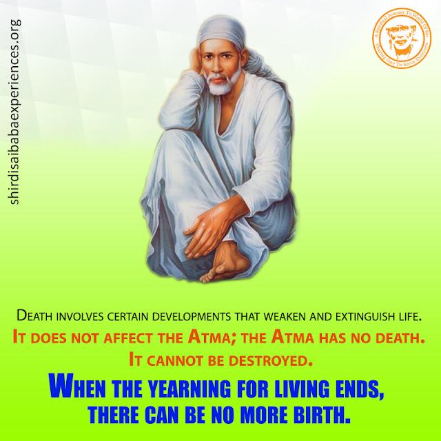 Prayer For Health Problems - Anonymous Sai Devotee