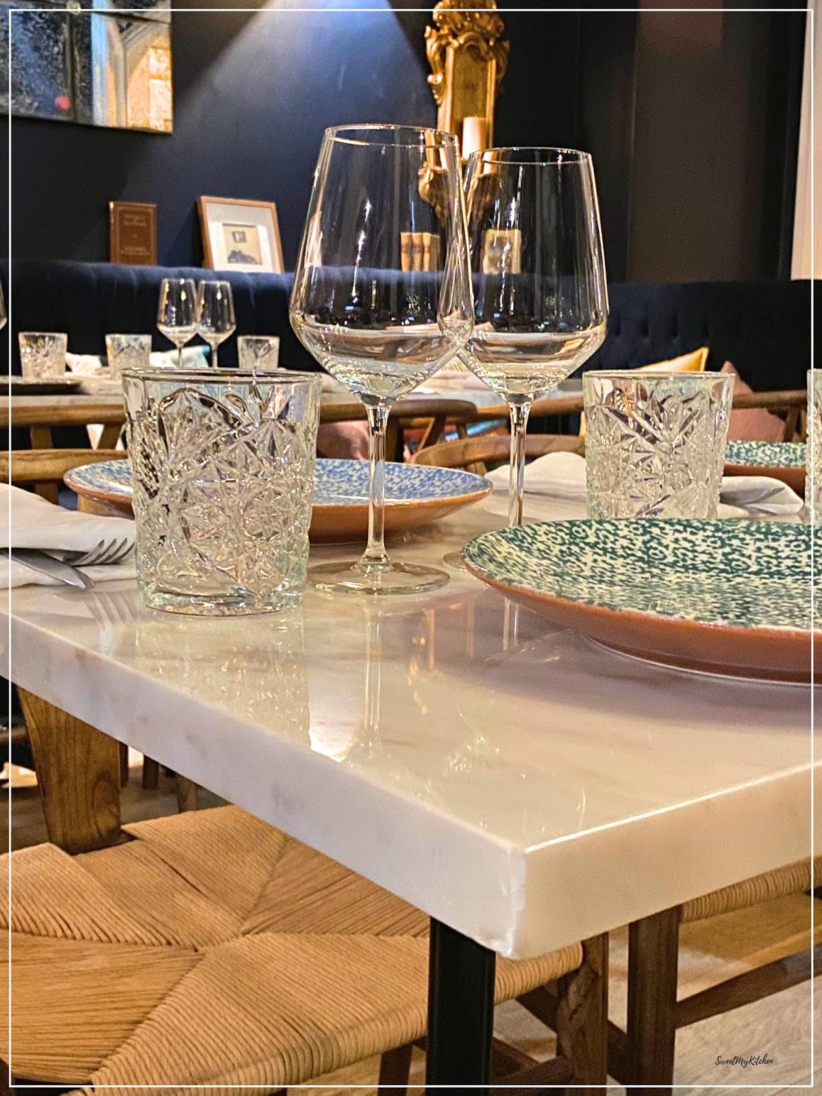 Visconti Chiado restaurante italiano