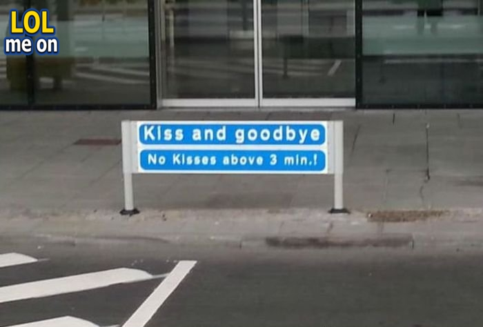 """funny signs and notices picture from """"LOL me on"""""""