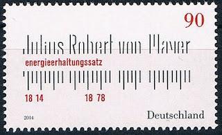 BRD 2014, Julius Robert von Mayer