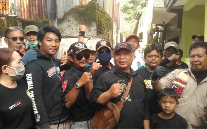 """Satu Aksi Bhakti Negeri"", Cegah Covid-19 Bersama Forum Ormas Cibeunying Kidul Rempeg"