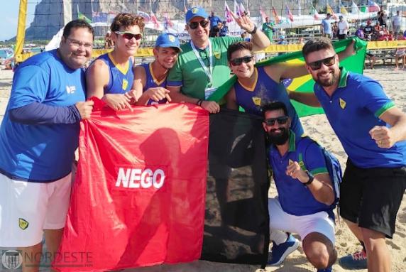 Paraibanos são campeões mundial de escolar