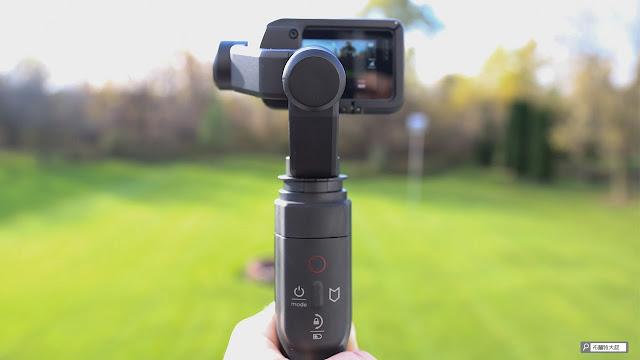 GoPro Karma Grip 三軸穩定器 - 使用