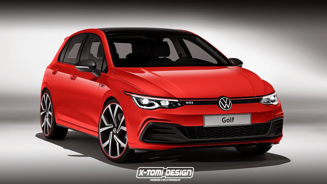 2019 Volkswagen Golf VIII 8