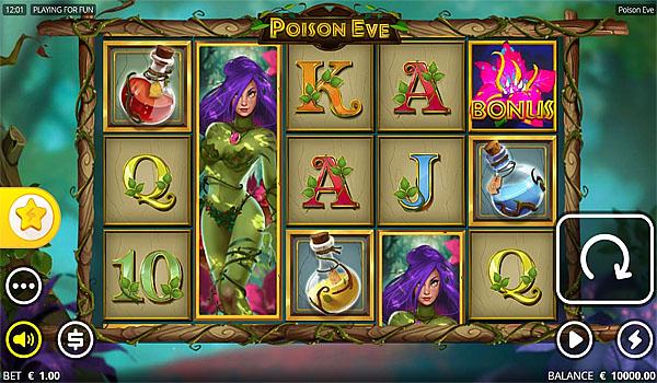 Main Gratis Slot Indonesia - Poison Eve Nolimit City