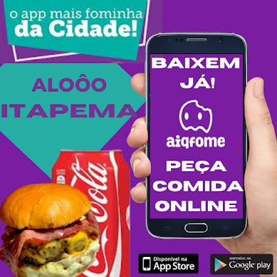 Aplicativo de delivery de lanches em Itapema