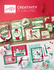 Stampin' Up! Holiday 2019 catalog online copy with demonstrator Nicole Steele The Joyful Stamper