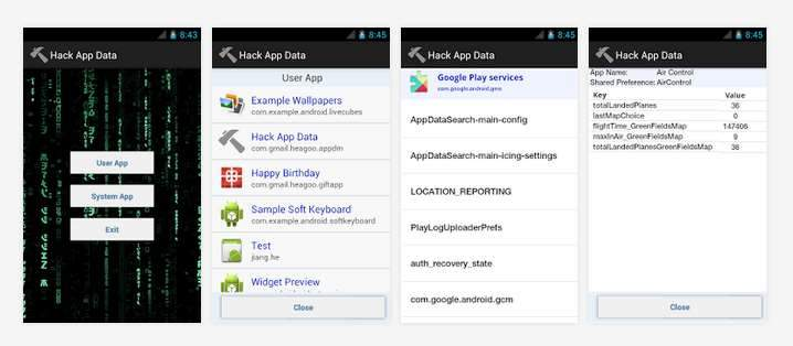 Hack app Data download apk - UMAIR TECH STUDIO