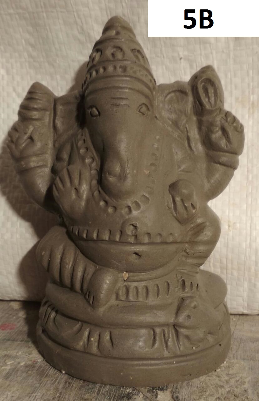 Eco Friendly Clay Ganesh Idols & Moulds | Changing Lifestyle- A