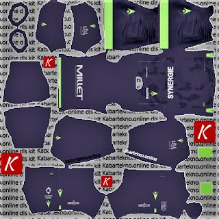FC Nantes GK Away Kit 2021
