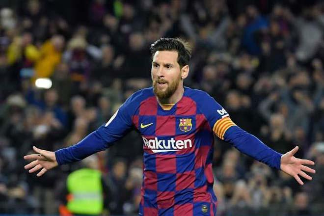 """Messi & mùa giải tệ nhất với Barca vẫn phá 12 kỷ lục, """"vô đối"""" La Liga"""