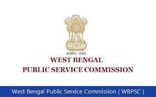 West Bengal Public Service Commission ( WBPSC ) Recruitment